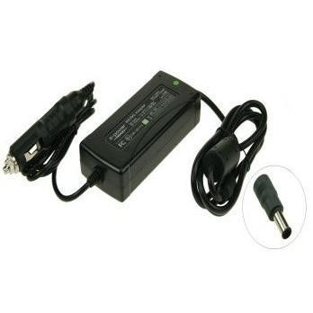 2-Power power adapter - car / airplane - 90 Watt
