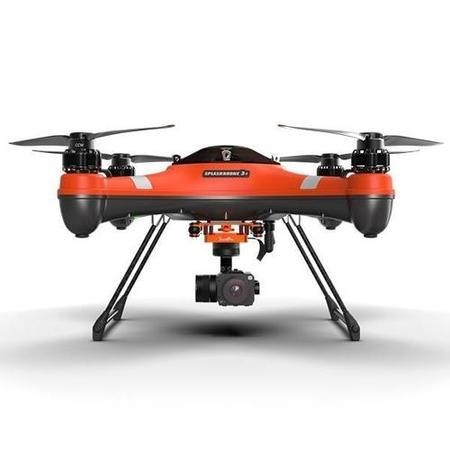 GRADE A1 - SwellPro Splashdrone 3+ With GC-3 Waterproof 4K Camera