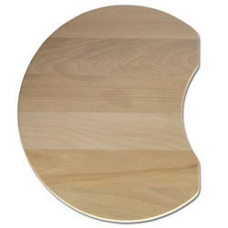 Astracast CB0086HOME Round Beech Chopping Board