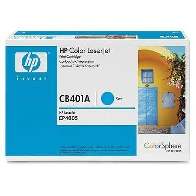 HP 1 x Cyan Toner Cartridge - 7500 Pages
