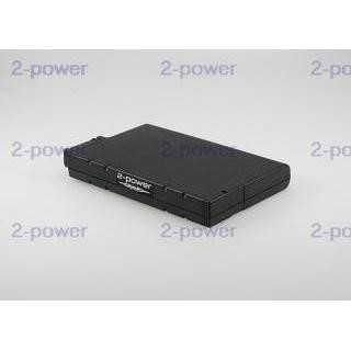 2-Power Main Battery Pack - laptop battery - Li-Ion - 6000 mAh