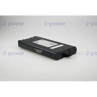 2-Power Main Battery Pack - laptop battery - Li-Ion - 6600 mAh
