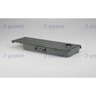 2-Power Main Battery Pack - laptop battery - Li-Ion - 58 Wh