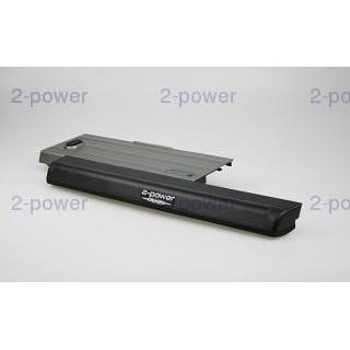 2-Power Laptop Battery Main Battery Pack 11.1v 6600mAh