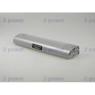 2-Power Main Battery Pack - laptop battery - Li-Ion - 7800 mAh
