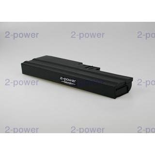 2-Power Main Battery Pack - laptop battery - Li-Ion - 5200 mAh