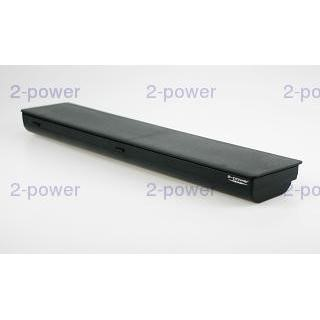 2-Power laptop battery - Li-Ion - 75 Wh