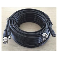 Professional BNC Video & Power Cable 20m