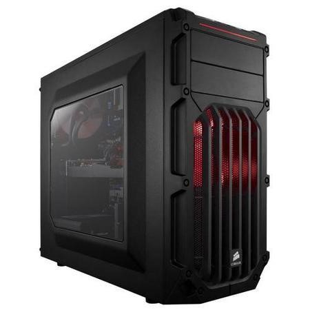 Corsair Carbide Series SPEC-03 Red LED Mid-Tower Gaming Case