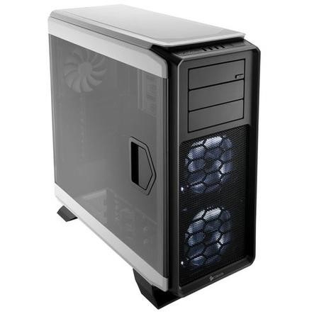 Corsair Graphite Series 760T Full-Tower Window Case in Arctic White