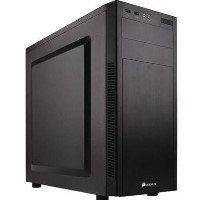 Corsair CORSAIR CARBIDE SERIES 100R SILENT EDITION MID-TOWER USB3.0 ATX Corsair BLACK