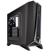 Corsair Carbide Series SPEC-ALPHA Mid-Tower Gaming Case - Black/Silver