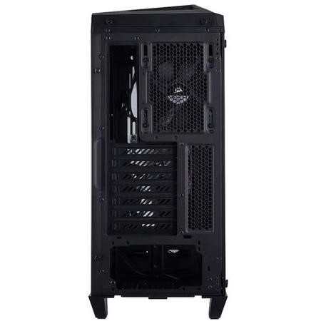Corsair Carbide Series SPEC-OMEGA Tempered Glass Mid-Tower ATX Gaming Case - Black