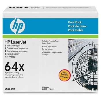 HP CC364X  Black Toner