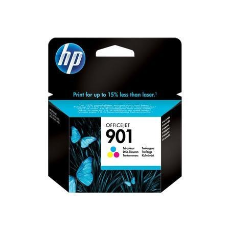 HP 901 Tri-colour Ink Cartridge Cyan Magenta and Yellow