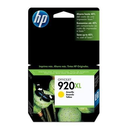 HP 920XL - Print cartridge - 1 x yellow