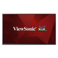 "ViewSonic CDE5010 50"" 4K Ultra HD Large Format Display"