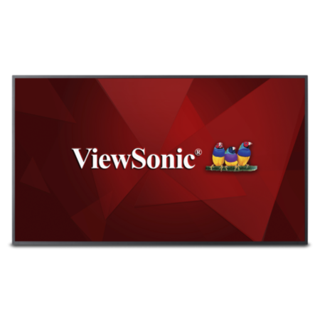 "ViewSonic CDE5510 55"" Ultra 4K HD Large Format Display"