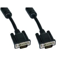 CABLES DIRECT 30m HD15 M/M VGA/SVGA MONITOR Cable