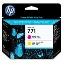 CE018A Hewlett Packard HP 771 - Printhead yellow magenta