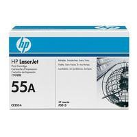 Hewlett Packard Laserjet CE255A Black Print Cartridge