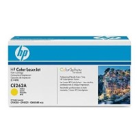 HP Color LaserJet CE262A Yellow Print Cartridge