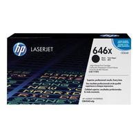 Hewlett Packard HP CE264XC - Toner cartridge - 1 x black - 17000 pages