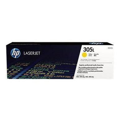 Hewlett Packard HP 305A ECONOMY YELLOW ORIGINAL LASE