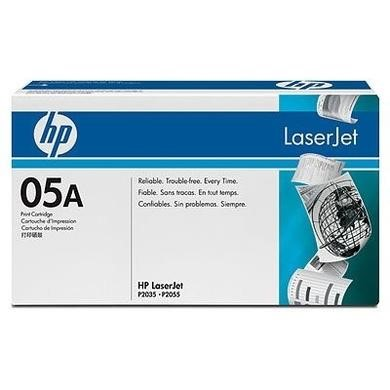 HP CE505A - toner cartridge