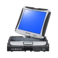 Panasonic Touchbook CF-19 MK8 Core i5-3610ME 4GB 500GB 10.1 Inch Touchscreen Windows 8.1 Professiona