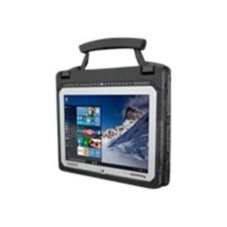 "Panasonic Toughbook 20 - With detachable keyboard - Core M5 6Y57 / 1.1 GHz - Win 10 Pro / Win 7 Pro downgrade - 8 GB RAM - 256 GB SSD - 10.1"" IPS touchscreen 1920 x 1200 -"