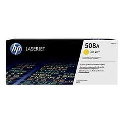 Hewlett Packard Toner Cartridge Yellow