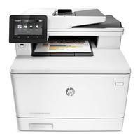 HP Color LaserJet Pro MFP M477fnw - Multifunction printer - colour - laser - Legal 216 x 356 mm original - A4/Legal media - up to 27 ppm copying - up to 27 ppm printing -