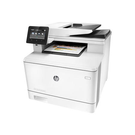 HP Color LaserJet Pro M477fnw A4 All In One Wireless Laser Colour Printer