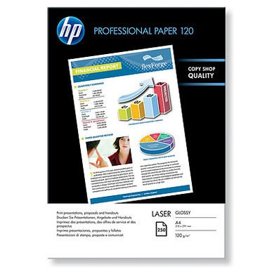 HP CG964A Professional Glossy Photo Paper A4 210x297mm 120 g/m2