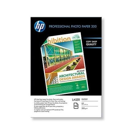 HP Professional Glossy Laser Photo Paper