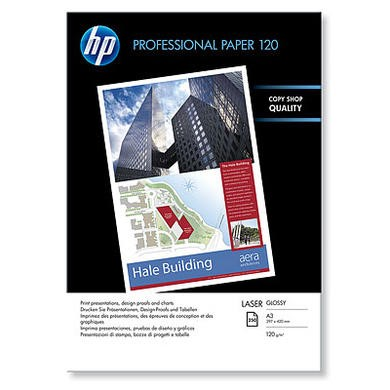 HP CG969A Professional Glossy Paper A3 297x420mm