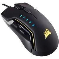 Corsair GLAIVE RGB Optical Gaming Mouse Aluminium