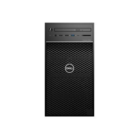 CJ8K1 Dell Precision 3630 Core i7-8700U 8GB 256GB Windows 10 Professional Desktop PC