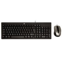 V7 CK0A1 Standard Combo USB Keyboard and Mouse