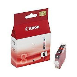 Canon CLI-8R Photo Ink Cartridge - Red -  for PIXMA Pro9000