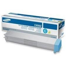 Samsung CLT-C6062S Hi Capacity Cyan Toner - 20000 Pages  5% Coverage