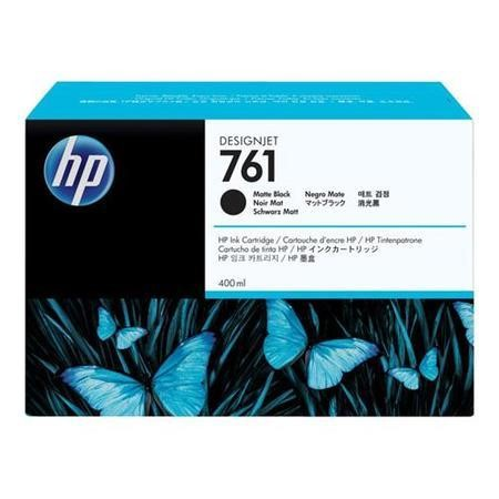 HP 761 - Print cartridge - 1 x matte black