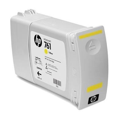 HP 761 - Print cartridge - 1 x yellow - for DesignJet T7100