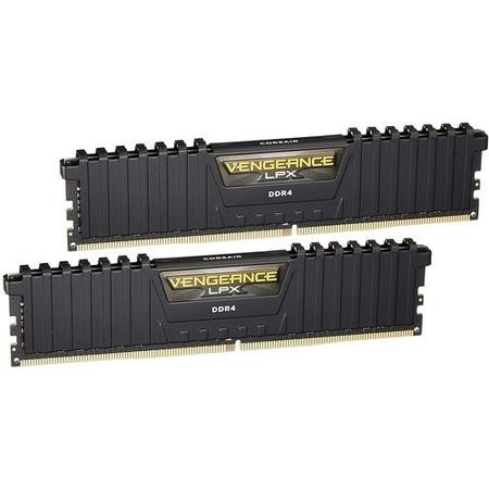 Corsair Vengeance LPX 16GB 2x 8GB 3200MHz DDR4 DIMM High Performance Desktop Memory