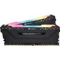 Corsair Vengeance RGB PRO Black 16GB 3600 MHz DDR4 Desktop Memory