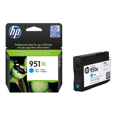 951XL CYAN OFFICEJET INK CARTRIDGE