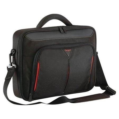 "CN414EU Targus Classic 14"" Laptop Clamshell Bag in Black"