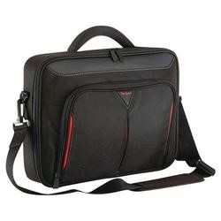 "Targus Classic ClamShell 15.6"" Laptop Bag - Black"
