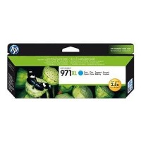 Hewlett Packard HP 971XL Cyan Ink Cartridge
